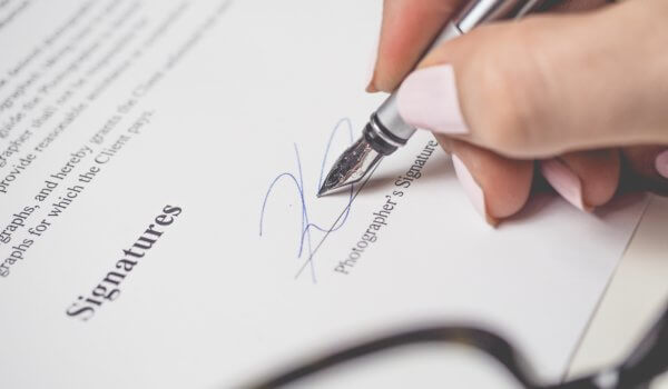 Houston Contract Drafting Attorney